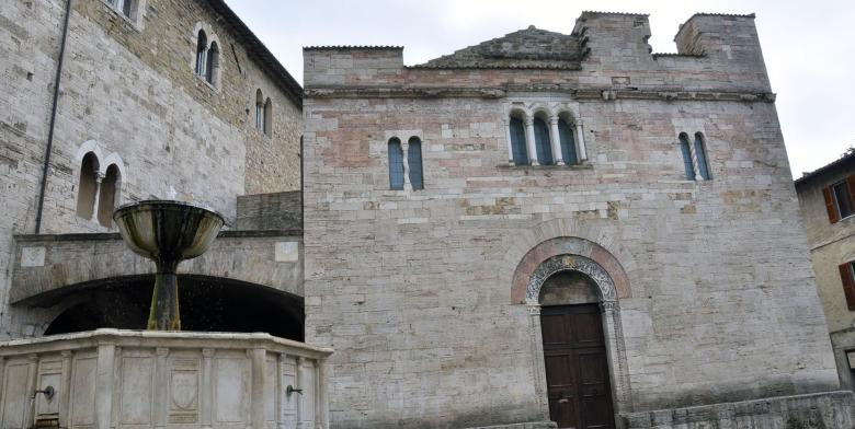 San Silvestro Church in Bevagna