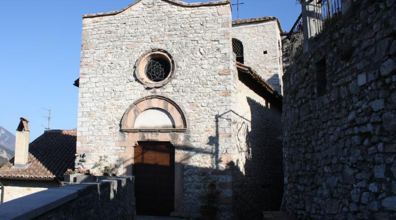Church of S. Giovanni Battista - Arrone