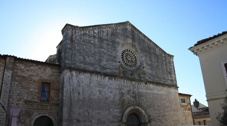 Church of San Francesco - Amelia